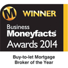 Buy to let Mortgage Broker of the Year