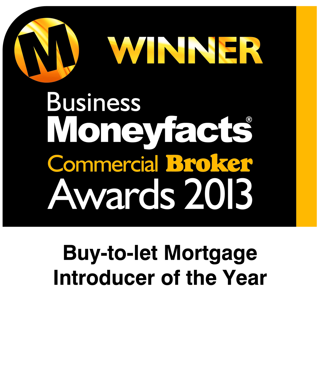 Buy to Let Broker of the Year 2013