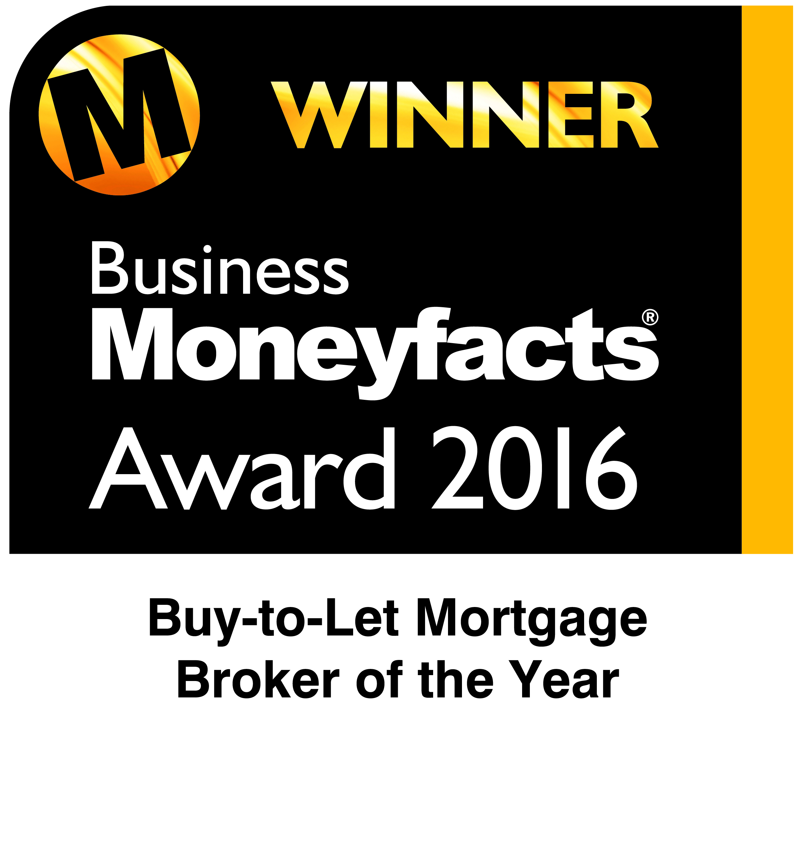 Buy to Let Broker of The Year 2016