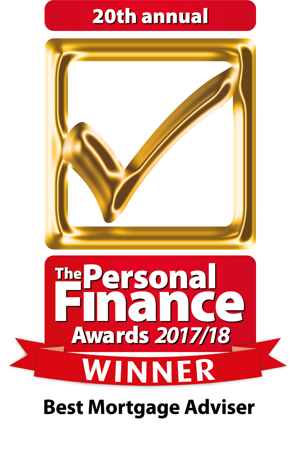 Best Mortgage Adviser - Personal Finance Awards