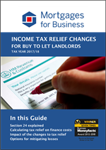 Income Tax Relief Changes for Landlords