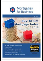 Buy to Let Mortgage Index - Q2 2018